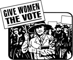 womens right Feminists 1960s 20th century myth of middle class suburban house wife down played the importance of women s education equality legislation was enforced by the equal rights